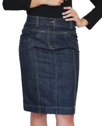 Z czym nosić jeansową spódnicę?