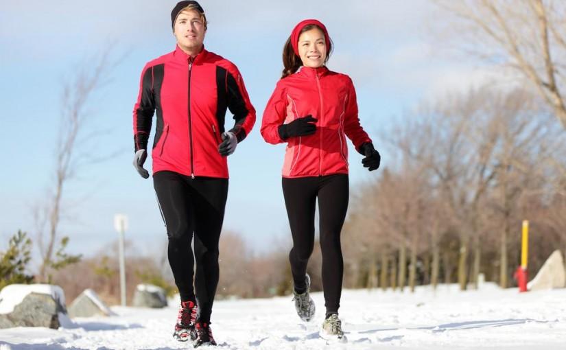Jaka bluza do biegania zimą?