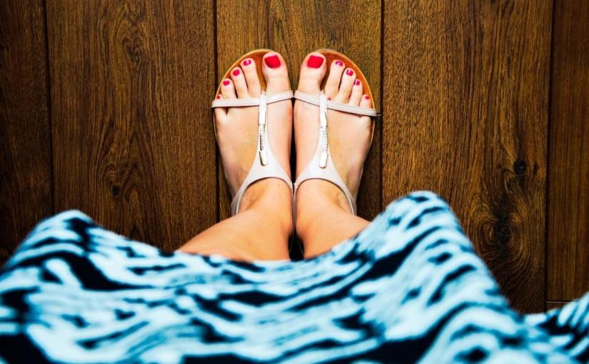 Buty na lato – sandały, klapki i japonki