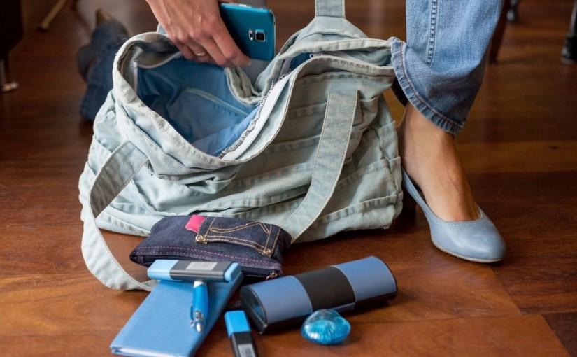 Jak utrzymać porządek w torebce?